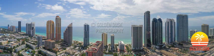 The Sunny Isles Beach Skyline