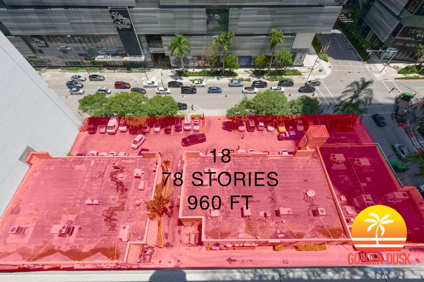18 Brickell Site