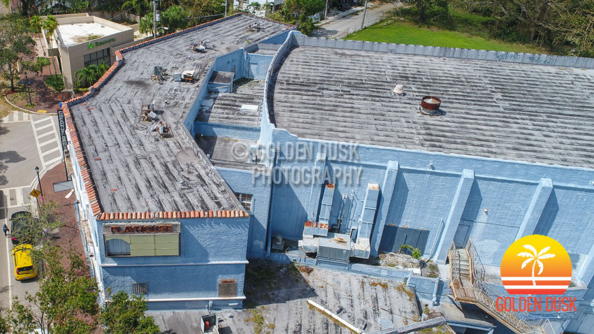 Coconut Grove Playhouse - Hurricane Irma
