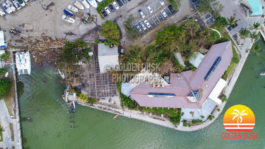 Hurricane Irma Aerial Photos