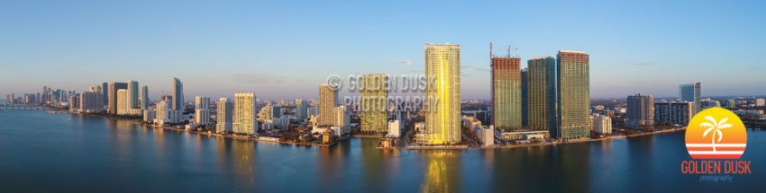 Edgewater, Miami Along Biscayne Bay