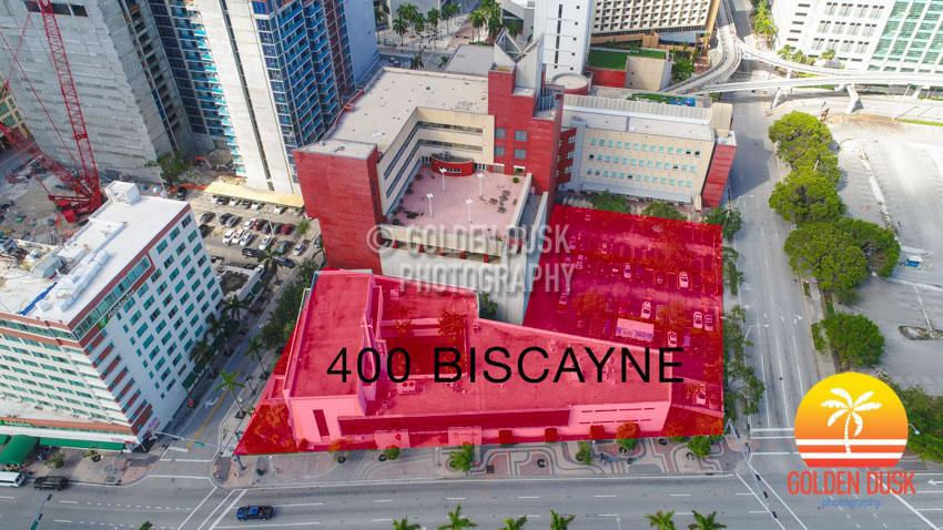400 Biscayne Site