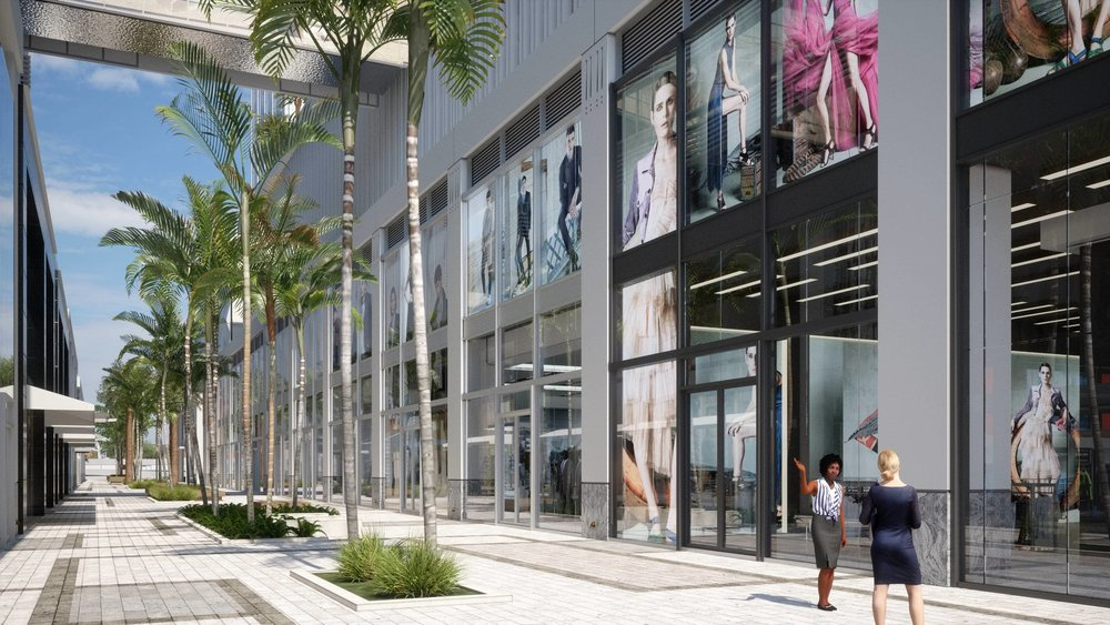 Miami Worldcenter Renderings