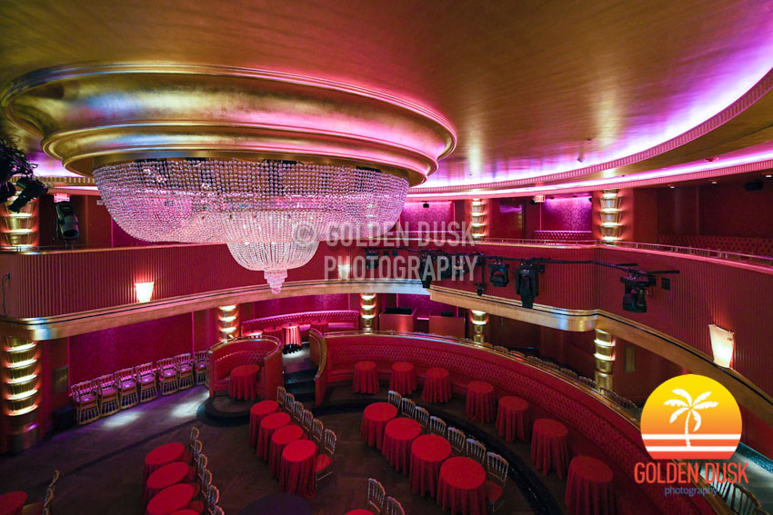 A Look Inside Faena Theater Golden Dusk Photography