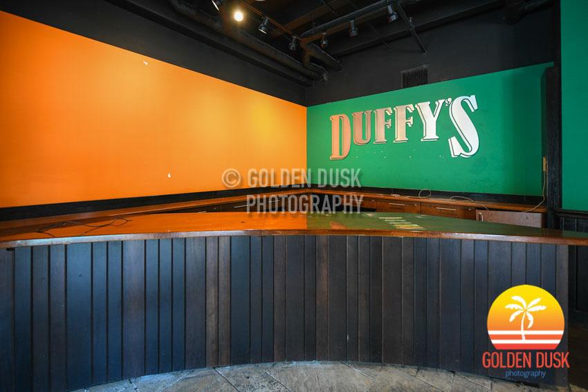 Duffy's In Cocowalk Under Demolition