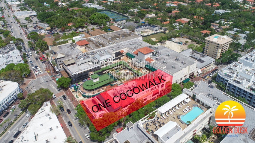 One Cocowalk Location