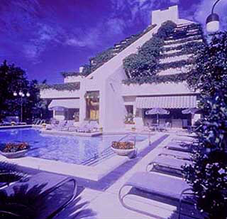 Front of Hotel & Pool