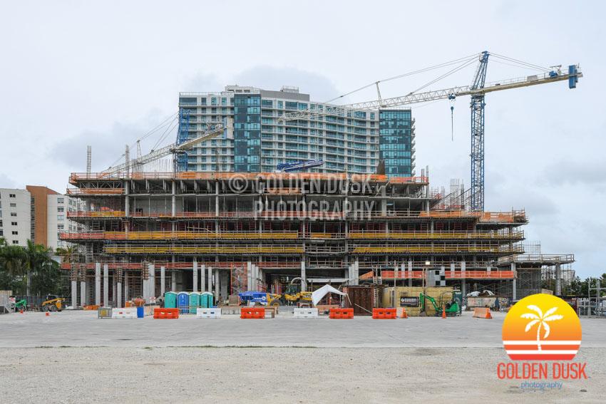 Midtown 6 Under Construction