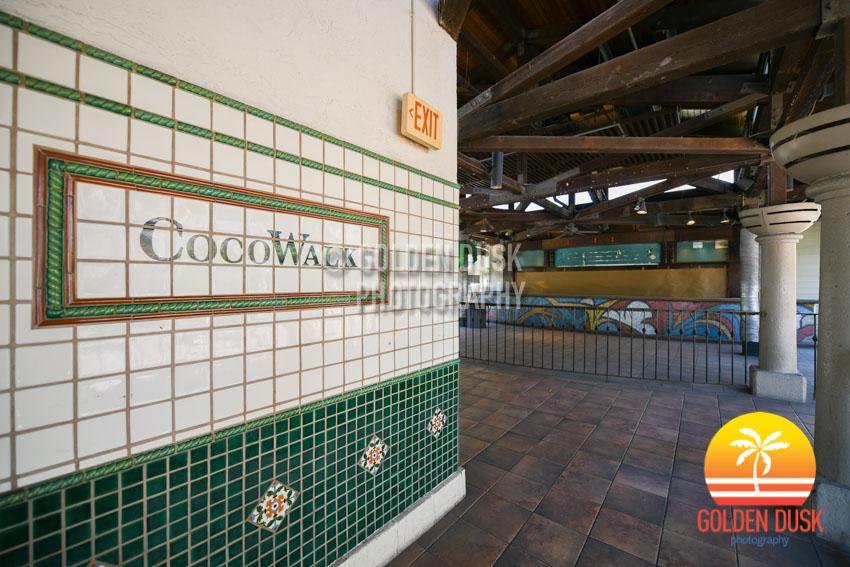 Main Rotunda At Cocowalk