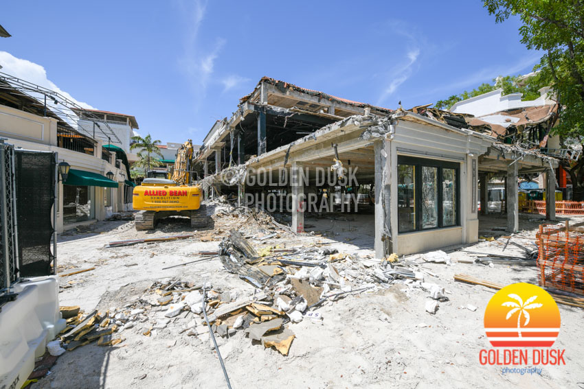 Cocowalk Demolition