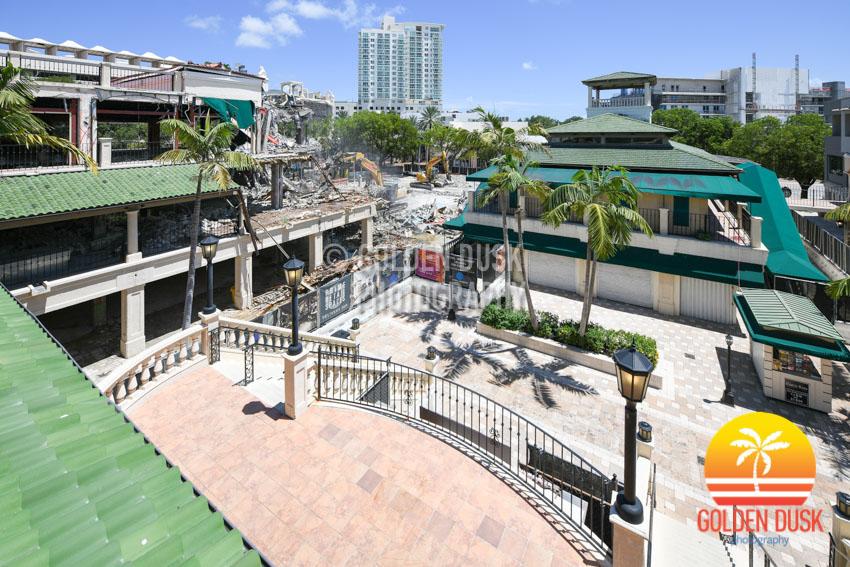Cocowalk Demolition