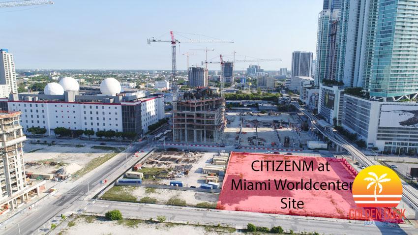 Golden Dusk Photography - CitizenM Hotel MiamiWorldcenter.jpg