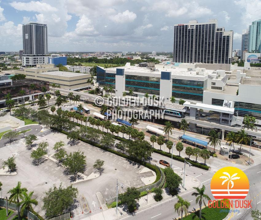 Omni Bus Terminal & Metromover Station