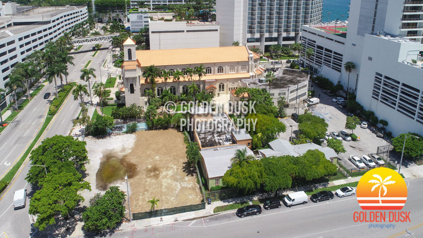 Golden Dusk Photography - Miami Marriott Courtyard1.jpg