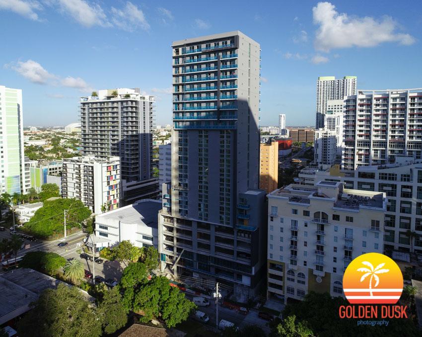 Indigo Hotel Brickell Construction Photos — Golden Dusk Photography