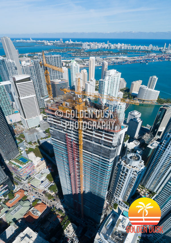 Brickell Flatiron Close To Top Off