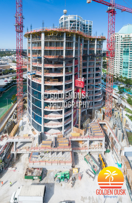 One Park Grove Reaches 15th Floor