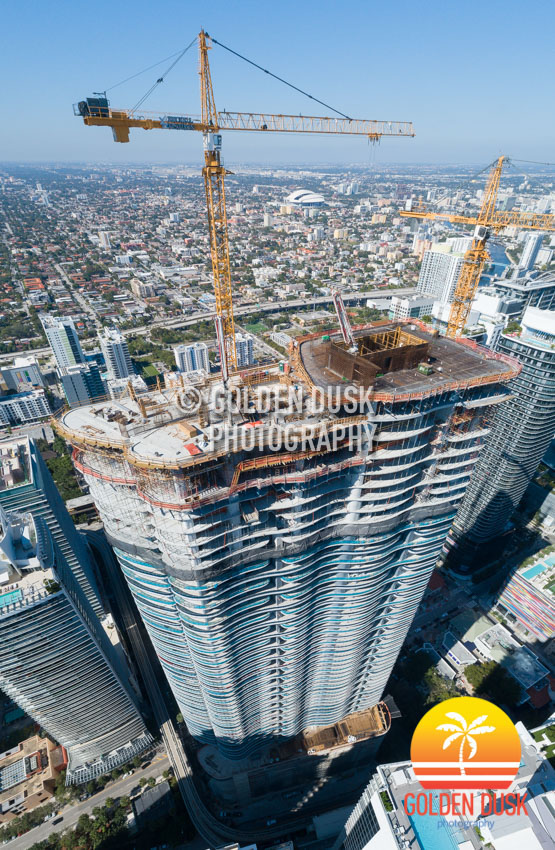 Brickell Flatiron Topped Off