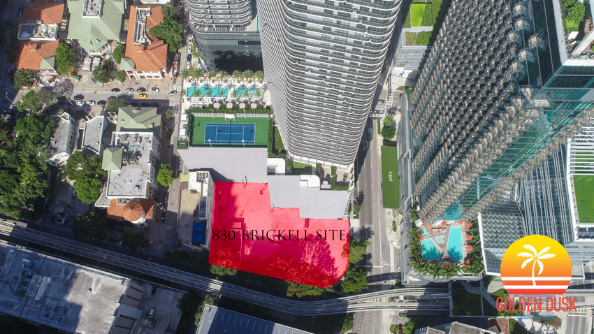 830 Brickell Office Site