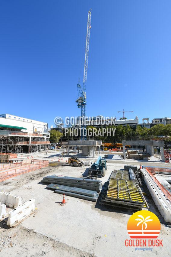 One Cocowalk Construction