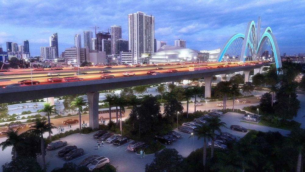 Miami Signature Bridge