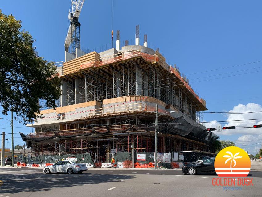 Megacenter Brickell Under Construction