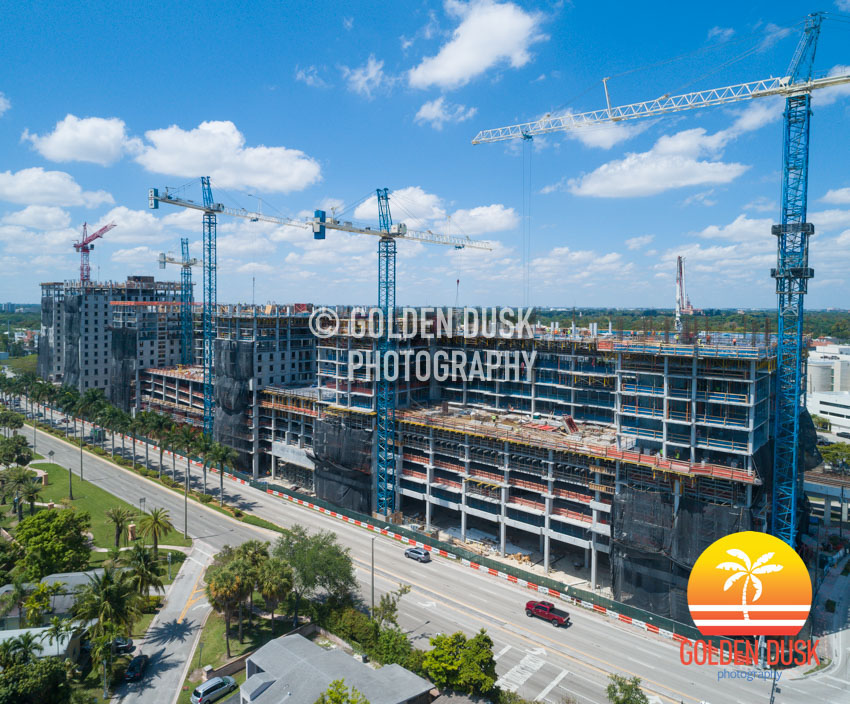 Gables Station Construction