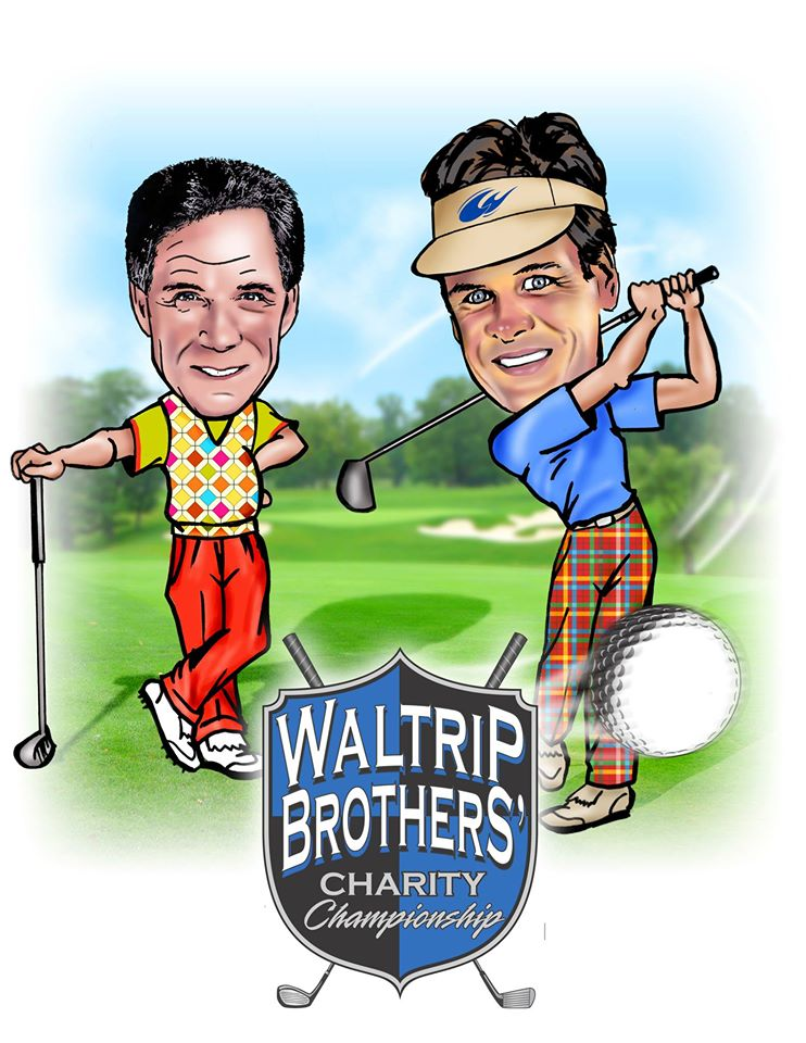 This was our 4th consecutive year working with   Premier Golf Services   to provide all the needed signage for the Waltrip Brothers Charity Championship Events. Turned out to be a beautiful day for golf. What a great event!
