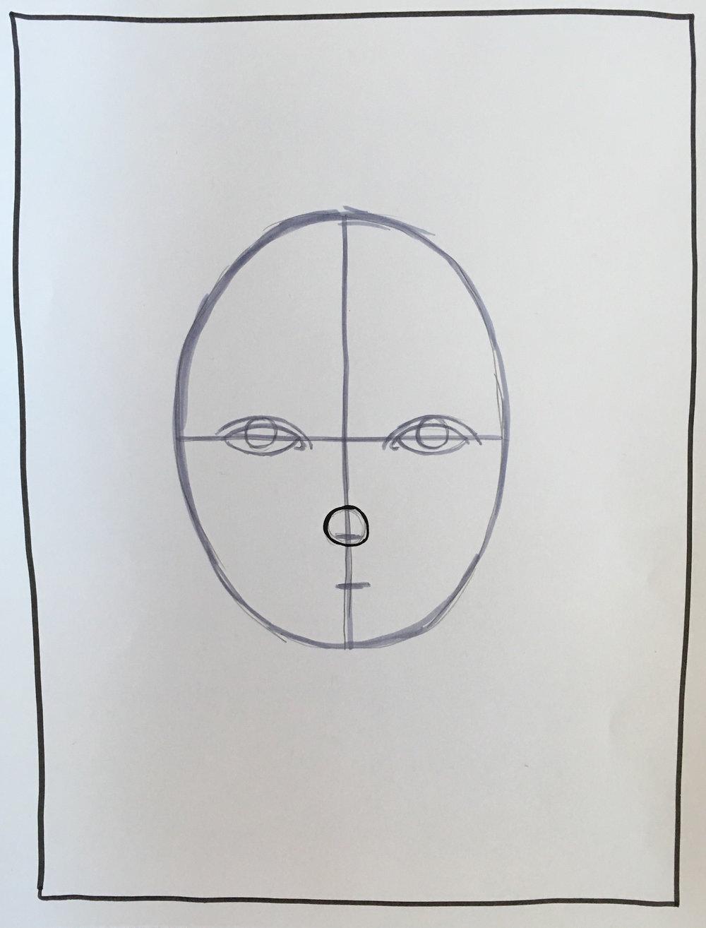 Making Faces I-6