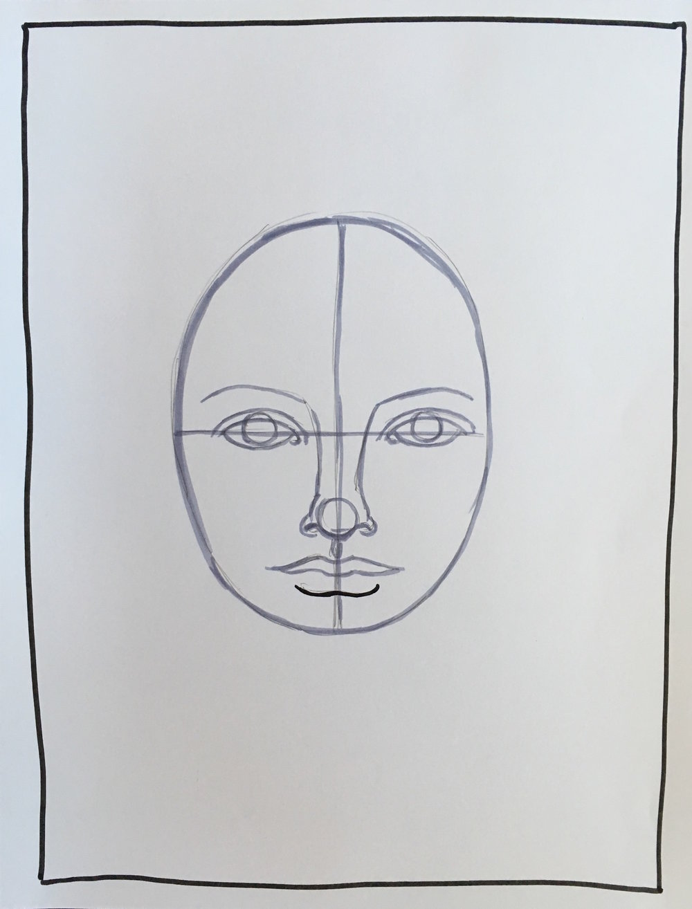 Making Faces I-12