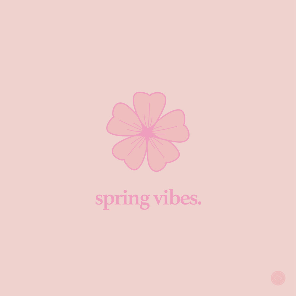 Spring Vibes   Spring is just around the corner which means warmer weather and good vibes. Leave your jacket at home, drive with the top down and break out those shades. We'll let this playlist do the rest. | Compiled by Micah E. Wood | Arranged with love by The Whiff Co.