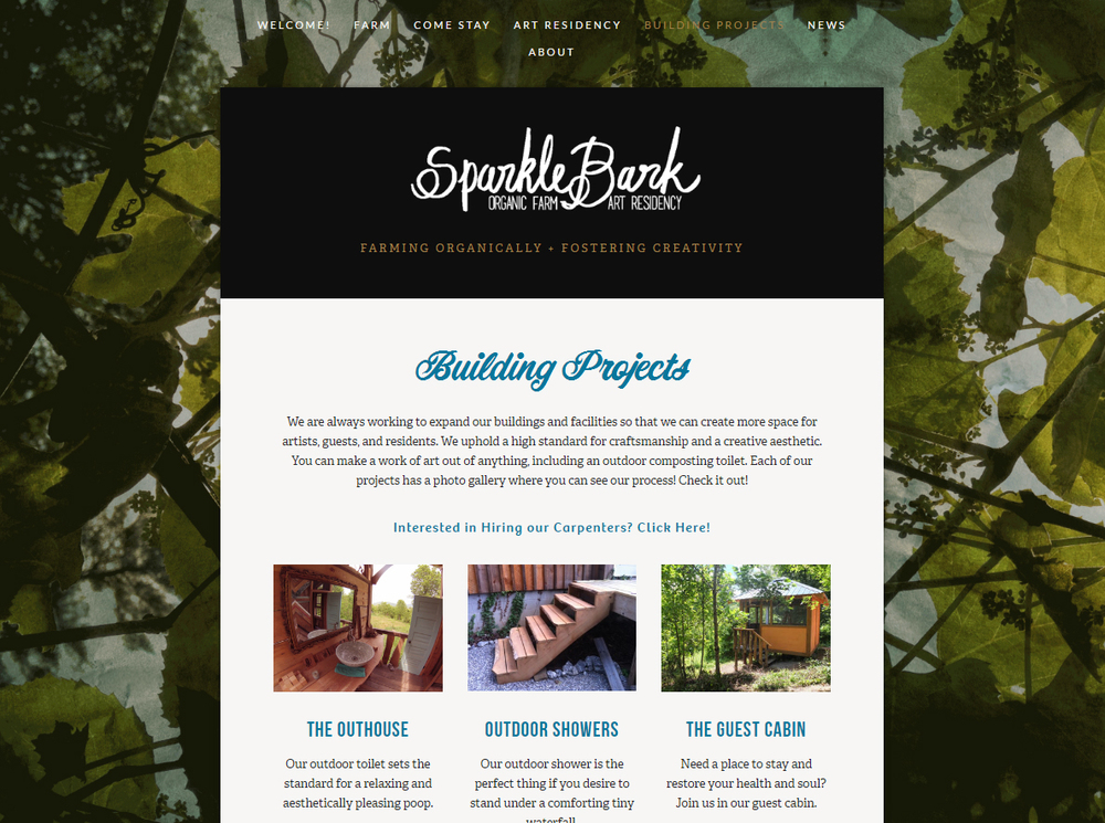 Sparklebark Farm
