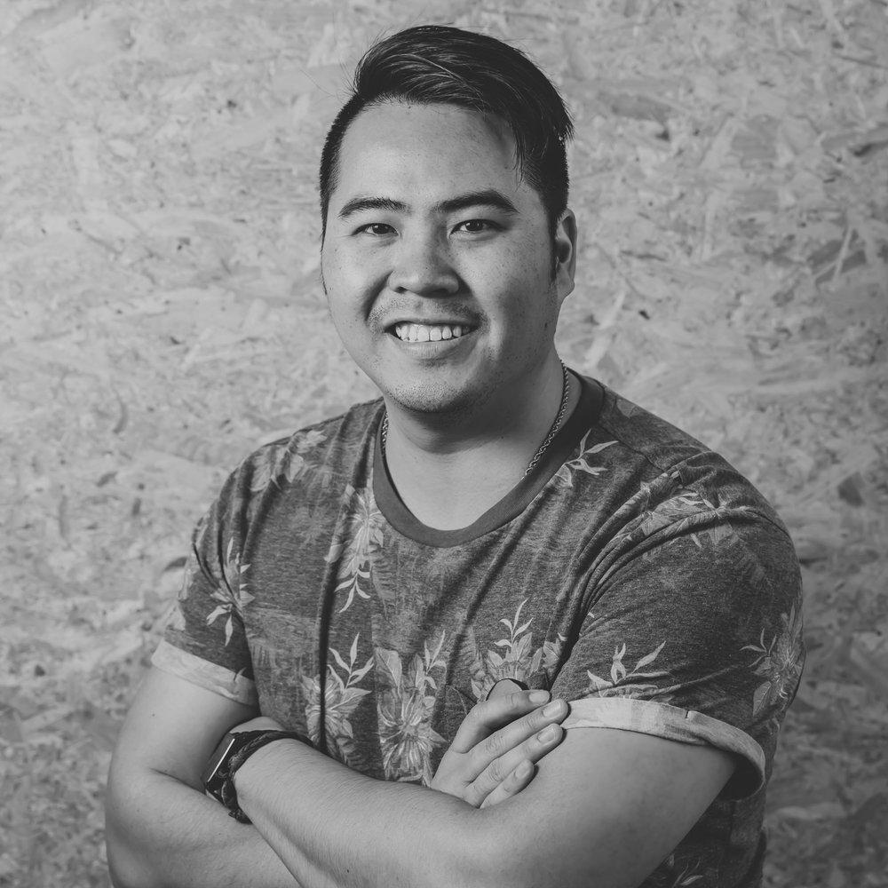 Jono   Boss, Photographer, Cinematographer, DOP, Designer, Motion Graphics Artist + Cheese Lover (aka Boss)