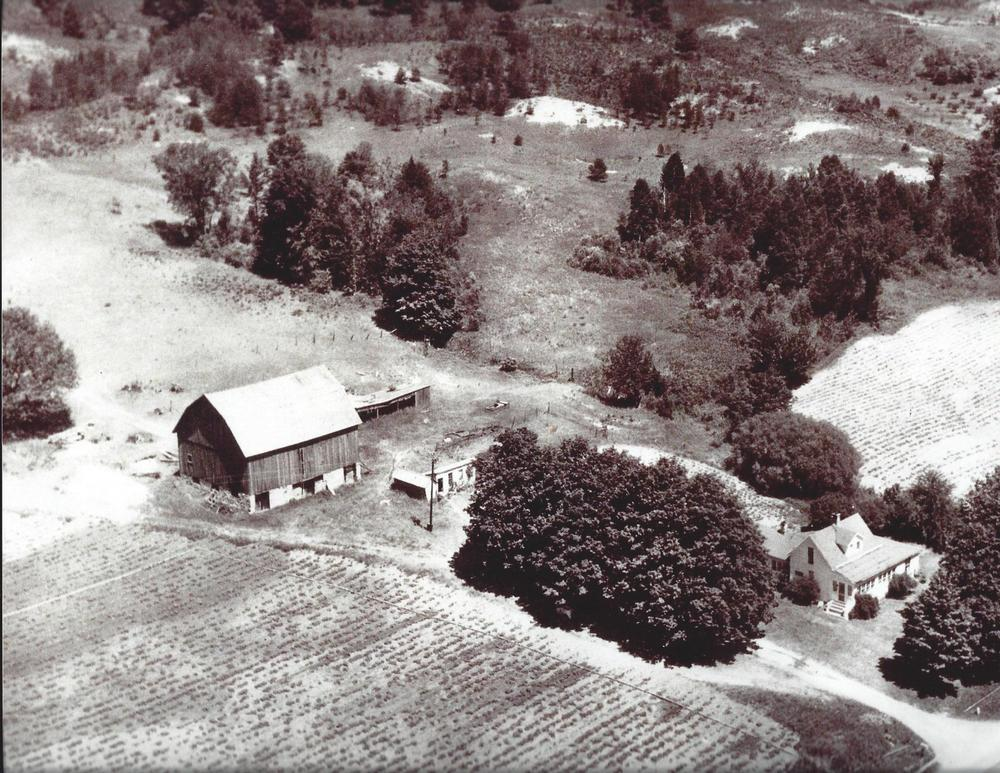 The Farm in 1932.