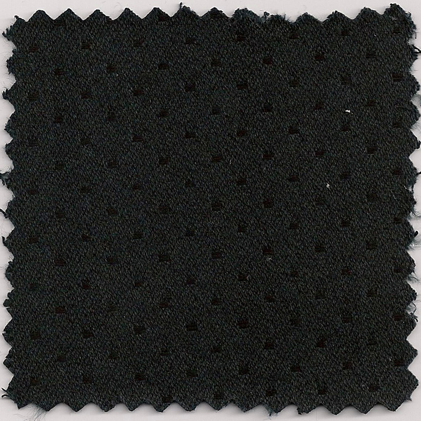 spot broche - black