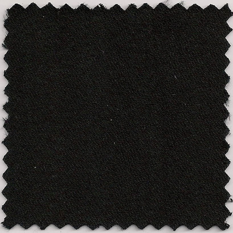 sateen - black