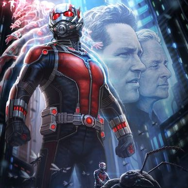 What  Ant-Man  should look like...if it ever gets made.