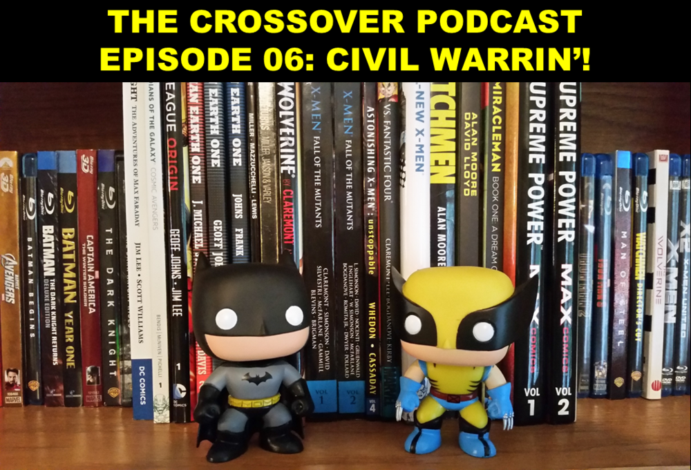 EPISODE 06: CIVIL WARRIN'!