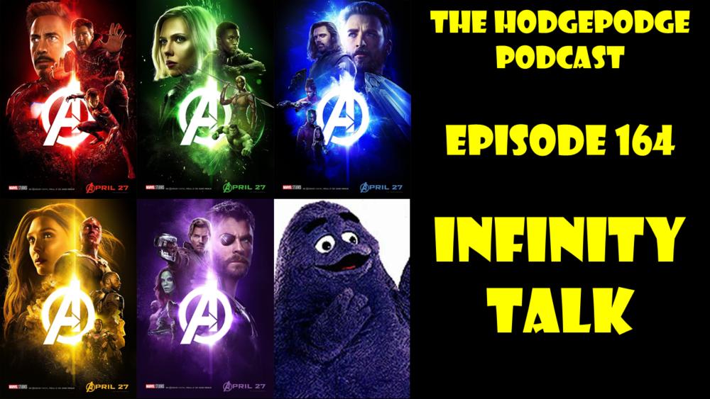 EPISODE 164: INFINITY TALK