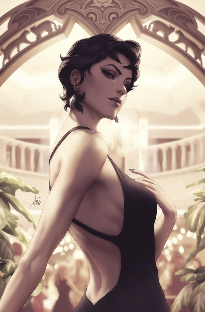 Who knew that Selina Kyle would be the perfect Alesha?