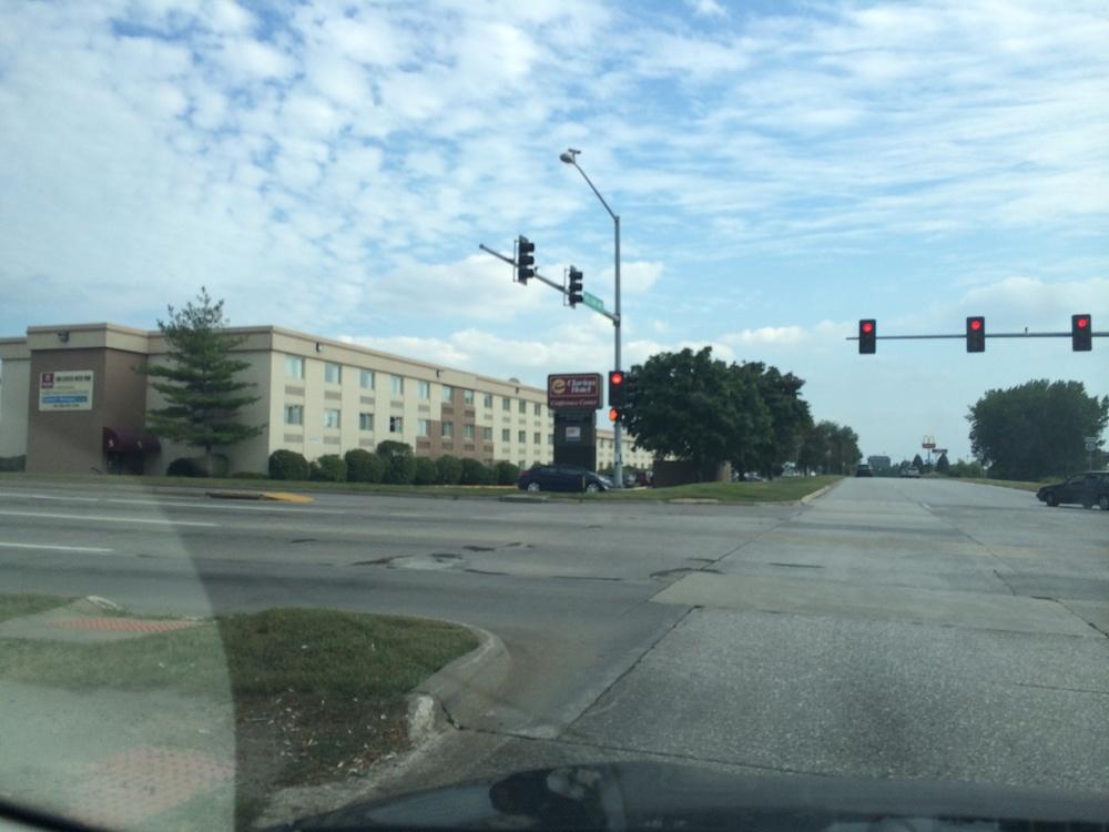 Clarion Hotel in Davenport