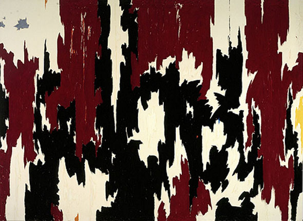 Clyfford Still, 1957, j no 2