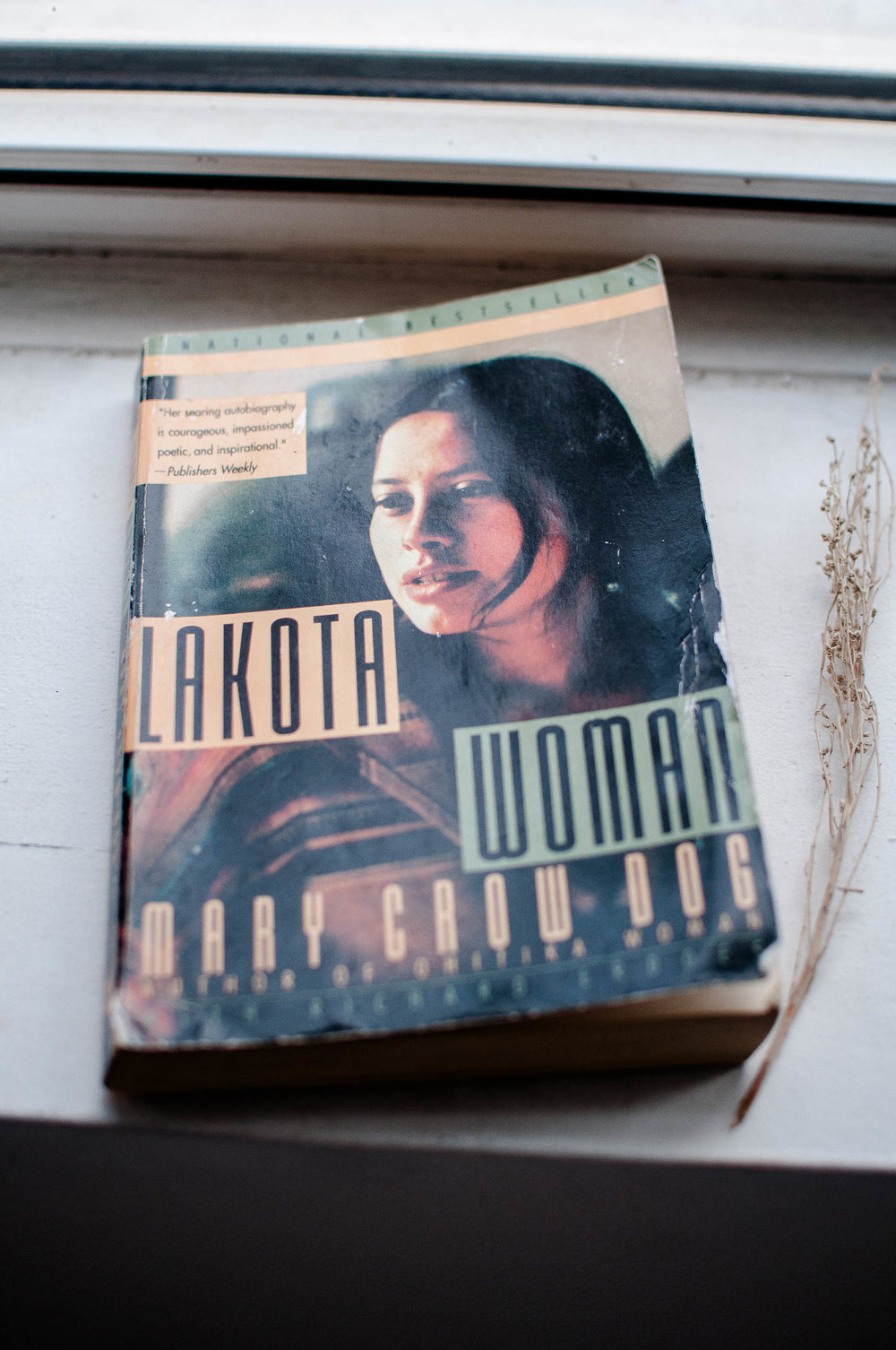 Lakota Woman, Mary Crow Dog