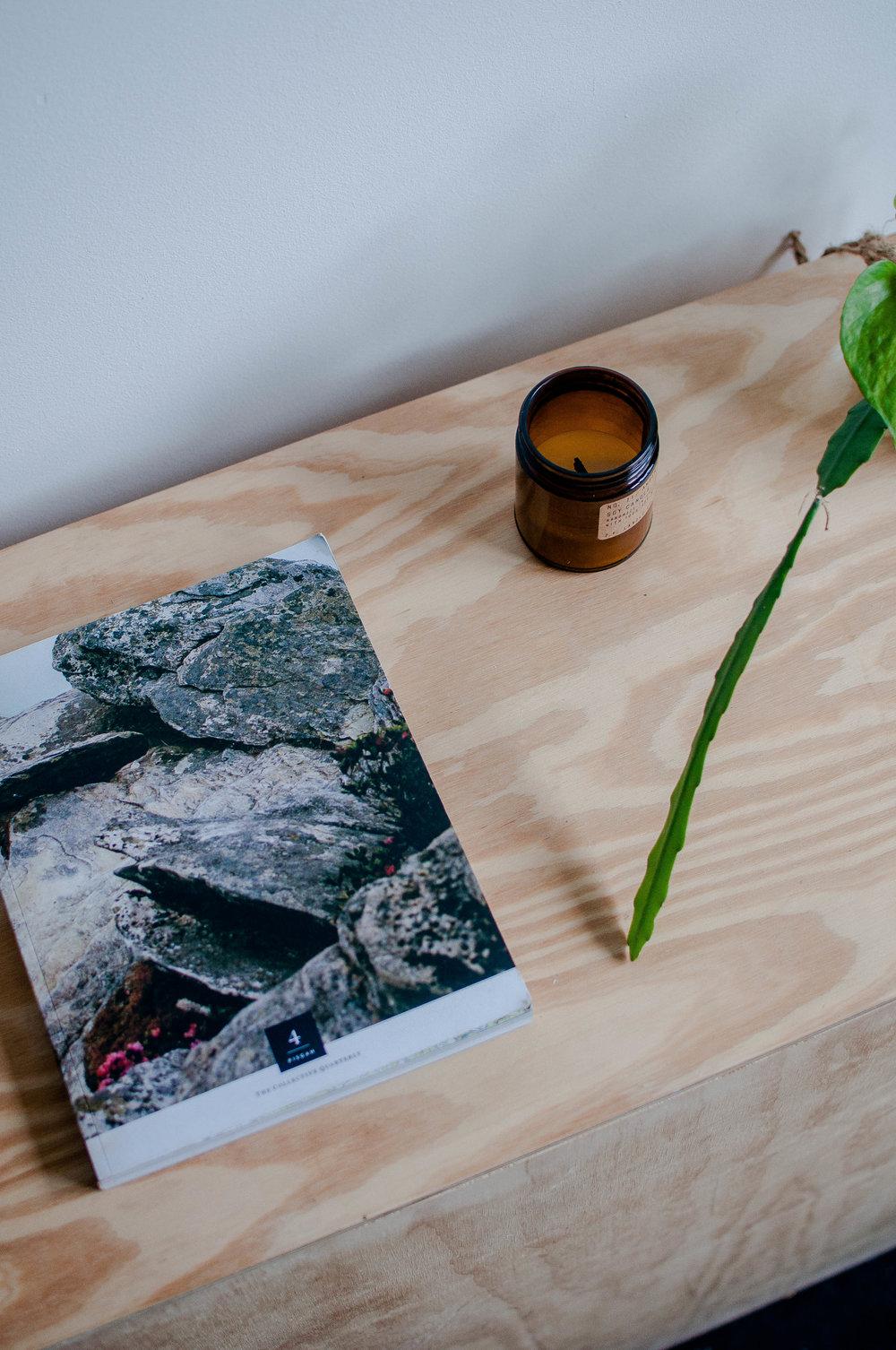 Collective Quarterly, Pisgah Edition