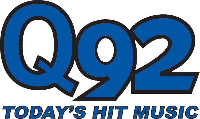 Thank you Q92 for being one of our biggest supporters!