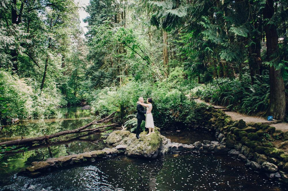 Katie & ANdrew - Portland, Oregon