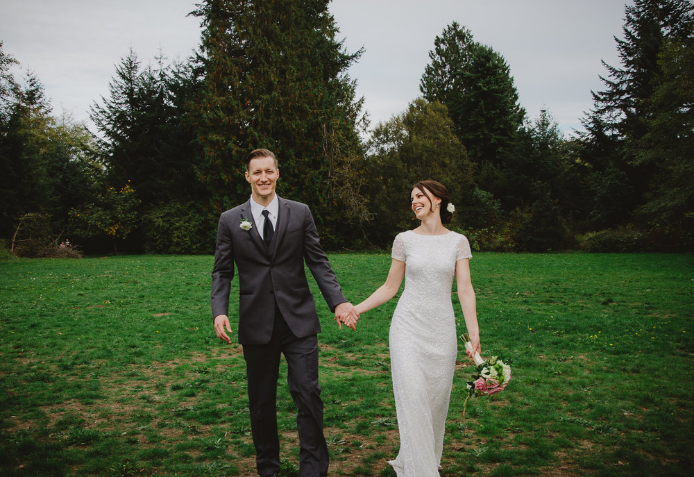 Vanessa & Ryan - Seattle, Washington