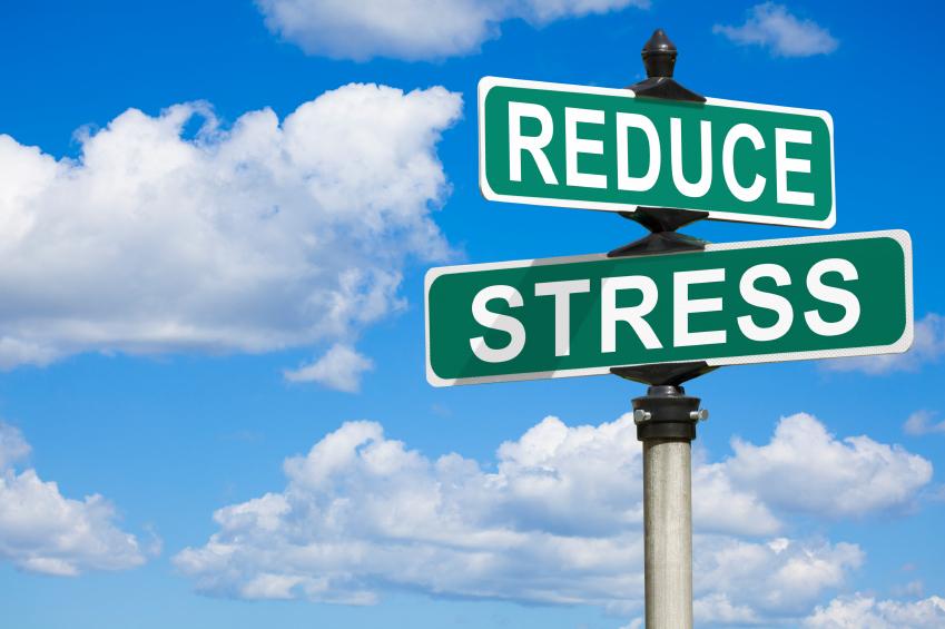 reducestressstreetsign