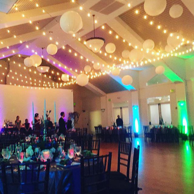 Last week's Halloween wedding at the Cuvier Club. We played the theme from Harry Potter! #violin #piano #lajollawedding #sandiegoweddingmusic #musicbyheidi