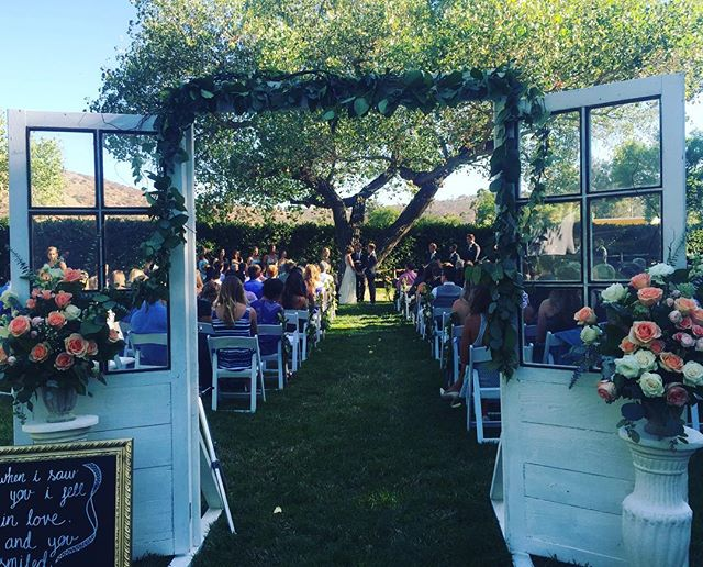 A beautiful, fairytale wedding at Hazy Meadow Ranch. Congratulations Kate & Daniel!! #hazymeadowranch #sandiegowedding #musicbyheidi #stringquartet